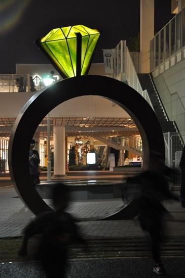越谷レイクタウンの指輪