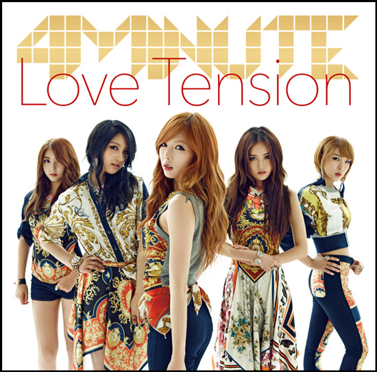 4minute lovetenshion
